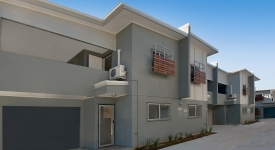 Townhouse Builders Queensland - Campbell Scott Homes