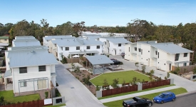 Townhouse Builders Queensland - Campbell Scott Builders