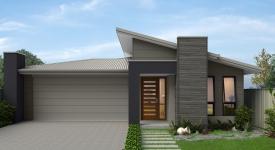 Campbell Scott Homes FACADE E